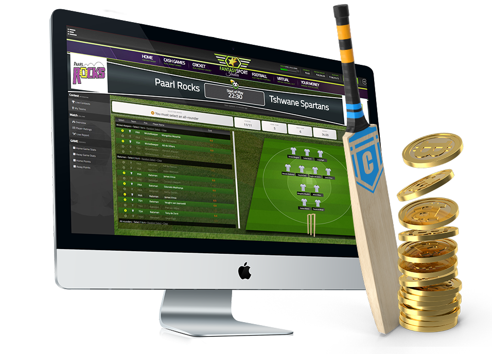 Fantasy Cricket with Bitcoin